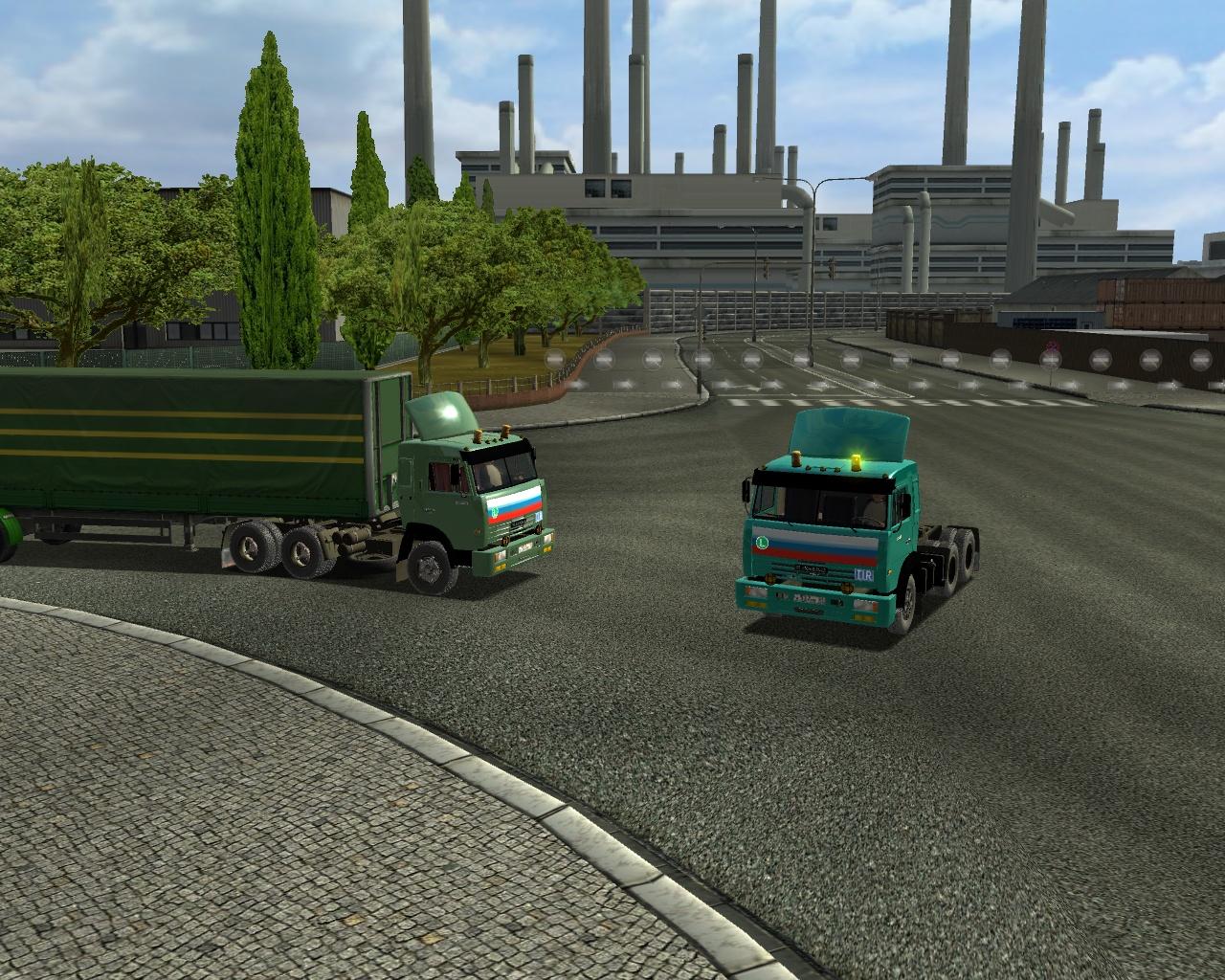 Русские грузовики Просмотров: 393 Загруз…